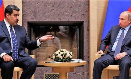 """Venezuela firmerà accordi con la Russia. Berlino non riconosce """"ambasciatore"""" di Guaido'"""