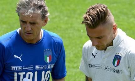 Italia d'assalto, e Mancini aspetta Chiesa