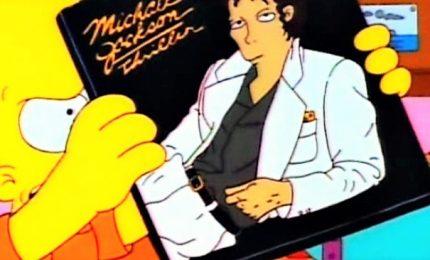 I Simpson ritirano l'episodio con la voce di Michael Jackson
