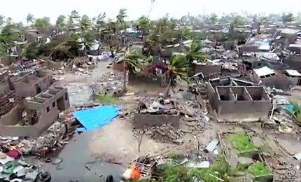 In Mozambico fra i sopravvissuti al ciclone: abbiamo perso tutto