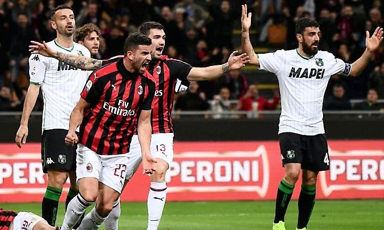 Al Milan basta autogol, è sorpasso Champions su Inter