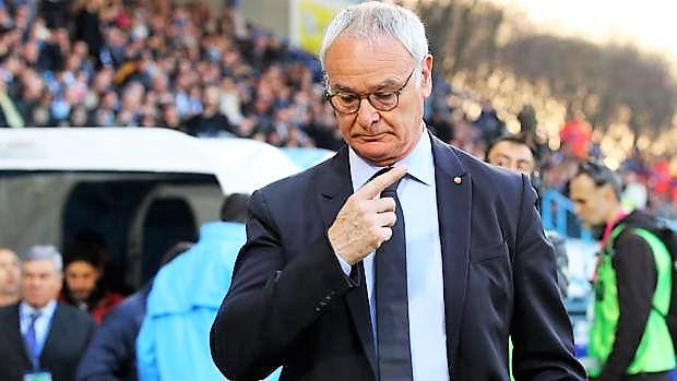 Frasi Ranieri al vaglio procura Figc, rabbia Lazio