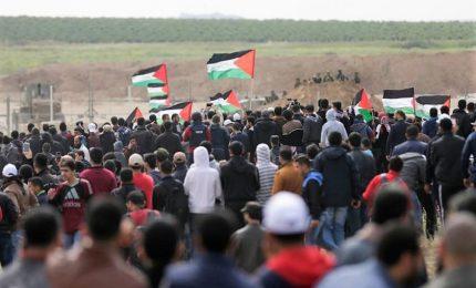 Gaza, salgono a 4 i palestinesi morti e oltre 100 feriti