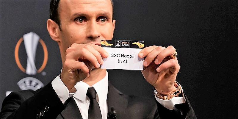 Europa League: Napoli poco fortunato, Arsenal ai quarti