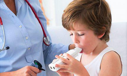 Un bimbo su 10 con malattie croniche, più allergie e asma
