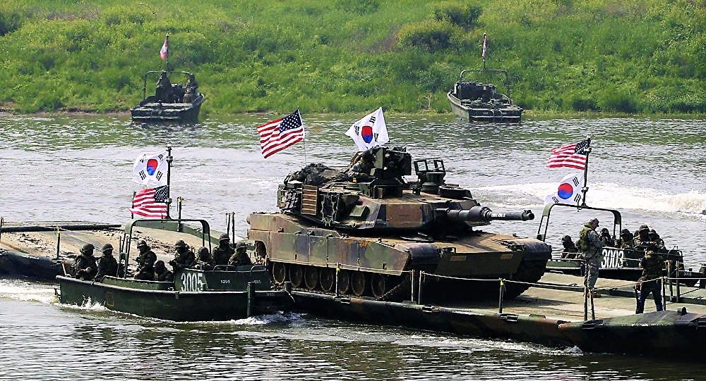 SudCorea-Usa, stop a esercitazioni militari. Prima mossa dopo fallimento summit Hanoi