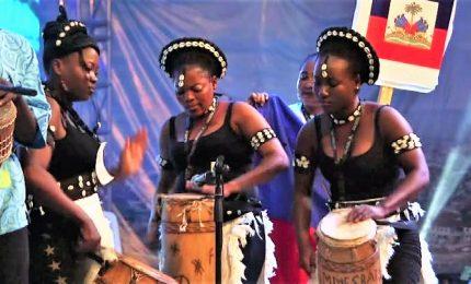 Al via in Nigeria l'African Drum Festival 2019