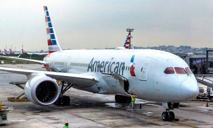Boeing, American Airlines cancella 90 voli a giorno