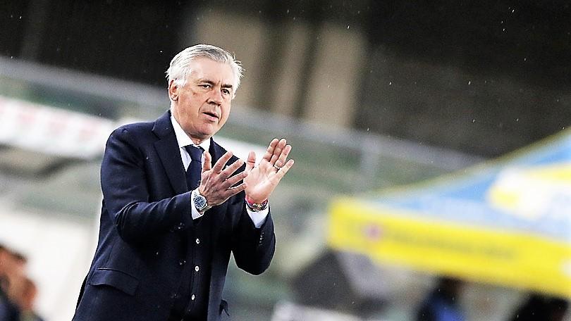 Ancelotti, faremo bene il prossimo anno
