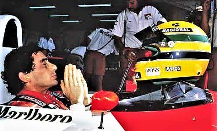 25 anni fa moriva Ayrton Senna, leggenda dello sport