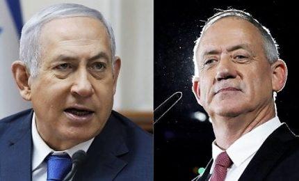 Israele al voto, Benny Gantz sfida Netanyahu. Sondaggi premiano generale, ma il premier è favorito per coalizioni