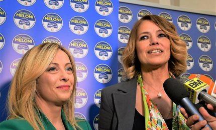 Europee, Elisabetta Gardini candidata nel Nord Est con Meloni