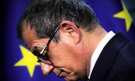 """Crisi Italia, Tria sempre più consapevole: """"Preoccupazione per debito esiste. la crescita dipende dal quadro globale"""""""