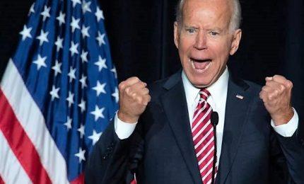 """E' già corsa per la Casa Bianca, Biden """"salta"""" primarie e sfida Trump"""