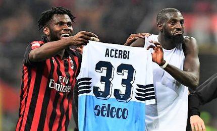 La Lazio va in finale, il Milan si arrende a Correa
