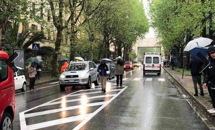 Ponte Morandi, a Genova via Fillak riaperta alle auto
