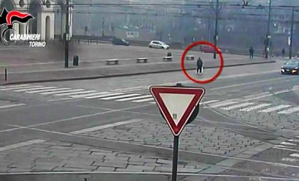 Torino, in un video l'omicidio del 33enne Stefano Leo