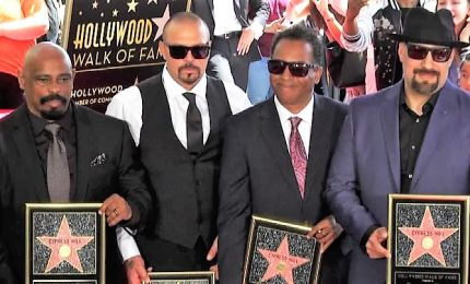 Una stella sulla Walk of Fame per i Cypress Hill