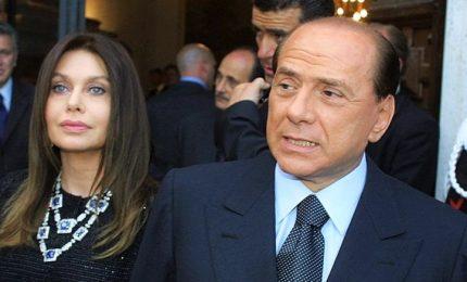 Cassazione, Veronica Lario restituisca assegno divorzile a Berlusconi