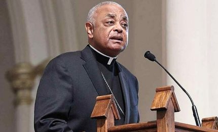 Il Papa nomina afro-americano Gregory a Washington