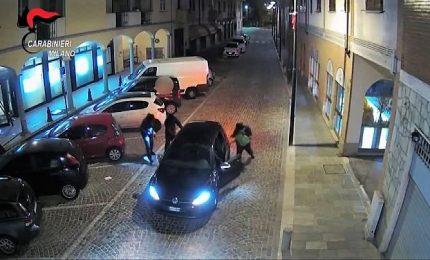 Assalti ai bancomat con l'esplosivo, 5 arresti
