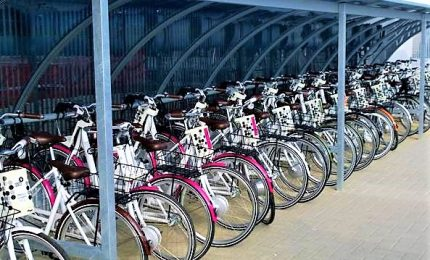 Casellati: da oggi bici elettriche per senatori