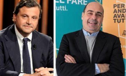 """Pd, Zingaretti lancia """"lista aperta"""" e attacca la Lega"""