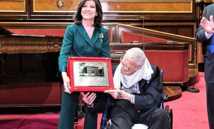Senato premia Zeffirelli: Genio ed eccellenza italiana nel mondo