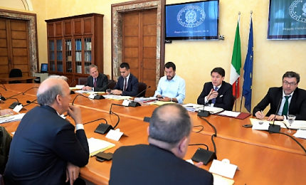 Consiglio dei ministri in Calabria per il Sud, ma il caso Siri lo insegue