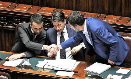Prove di disgelo Salvini-Di Maio per nuova fase. Flat tax e Iva rinviati a settembre
