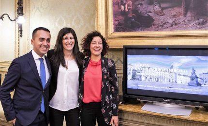 Di Maio: a Torino la prima Casa delle Tecnologie emergenti
