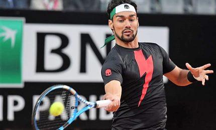 Fantastico Fognini, batte Nadal e va in finale a Monaco