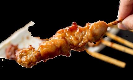 Dall'Indonesia il saté di pollo con salsa arachidi