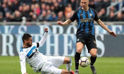 Inter e Atalanta si annullano, Lazio frena