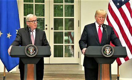 Approvate le direttive sul nuovo negoziato commerciale Ue-Usa