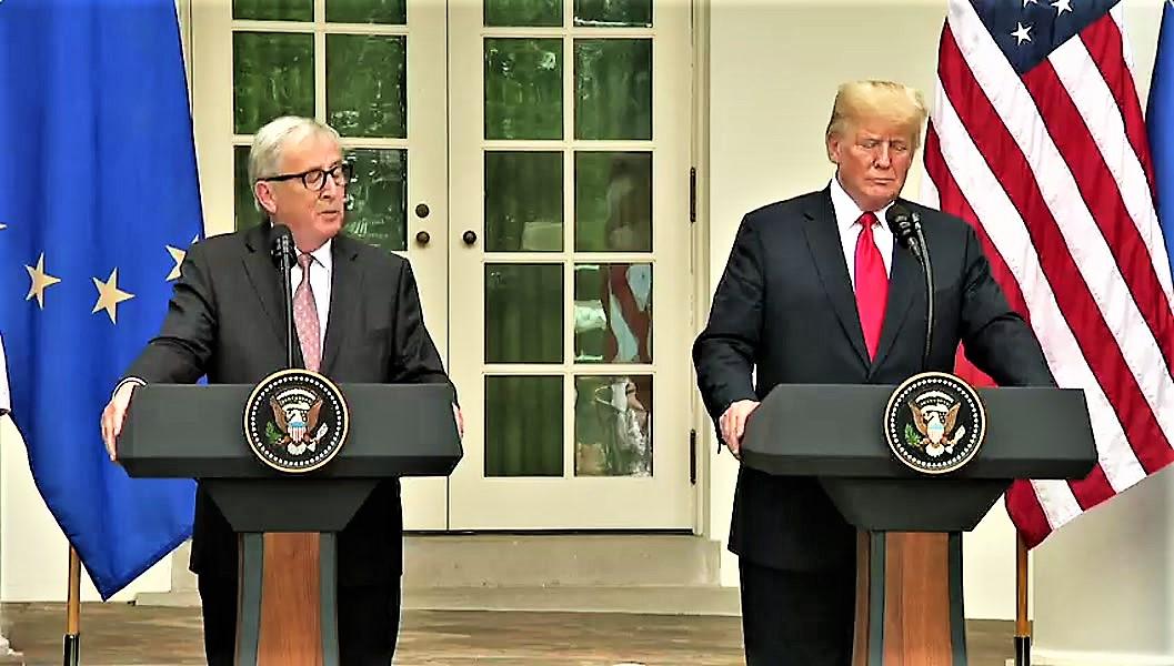 Commercio, via libera paesi Ue ad avvio negoziazioni con Usa