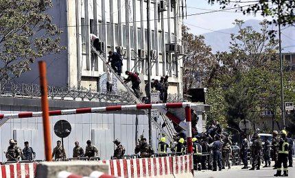 Kabul: attacco terroristico al ministero dell'Informazione, morti due attentatori