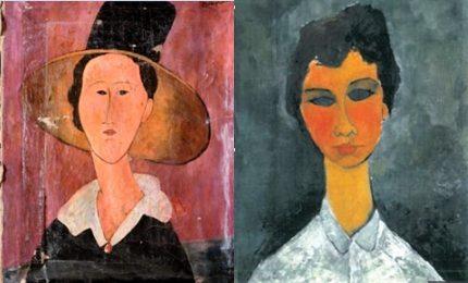 Sequestrati a Palazzo Bonocore 2 falsi Modigliani