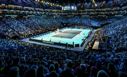 Le Atp Finals a Torino, montepremi record di 14,5 milioni di dollari