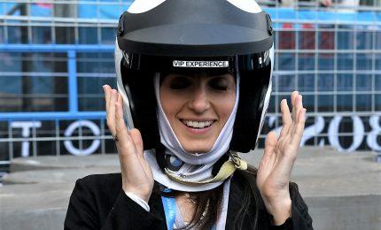 Formula E a Roma, un giro di pista anche per Raggi