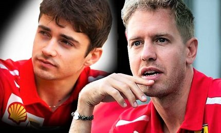 Doppietta Ferrari a Singapore, trionfa Vettel