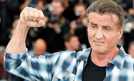 Cannes, ovazione per Sylvester Stallone per il nuovo Rambo V