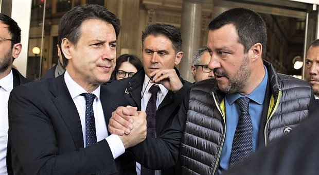 Fondi russi, Conte sconfessa Salvini. Vice ministro non cede a provocazioni, concentrato su manovra