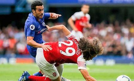 Dominio inglese, in finale è Chelsea-Arsenal