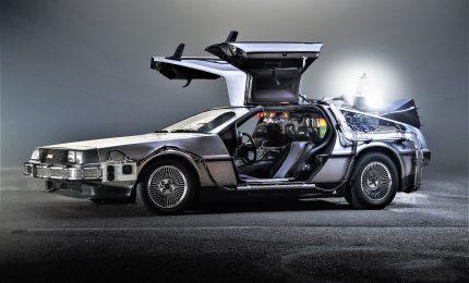 Da Ritorno al futuro a Supercar, in mostra le auto da film