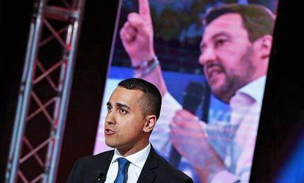 """Scontro Di Maio-Salvini sul 3%, scoppia """"caso vertice"""". E lo spread supera 280"""