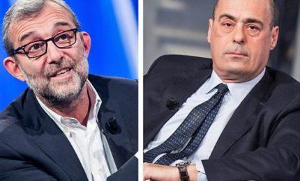 """Il Pd torna a litigare, minoranza attacca Zingaretti: """"Giustizialismo di corrente"""""""