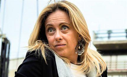"""Fdi  vede """"spettro"""" Draghi e punta a Opa su FI, maggioranza con Lega"""