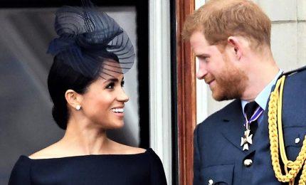 Nato il royal baby di Harry e Meghan, è maschio. E scatta toto-nome