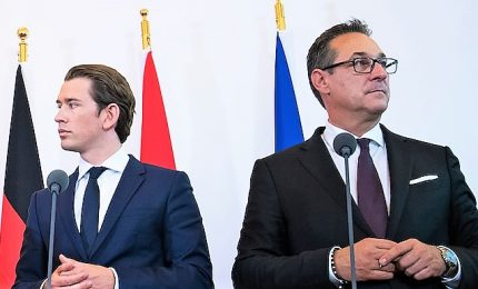Strache affossa governo Kurz, elezioni anticipate in Austria